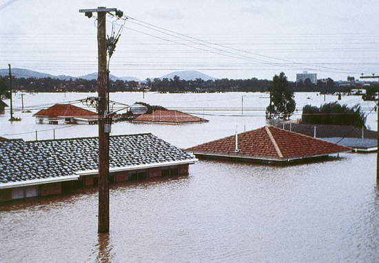 images of 1974 brisbane floods